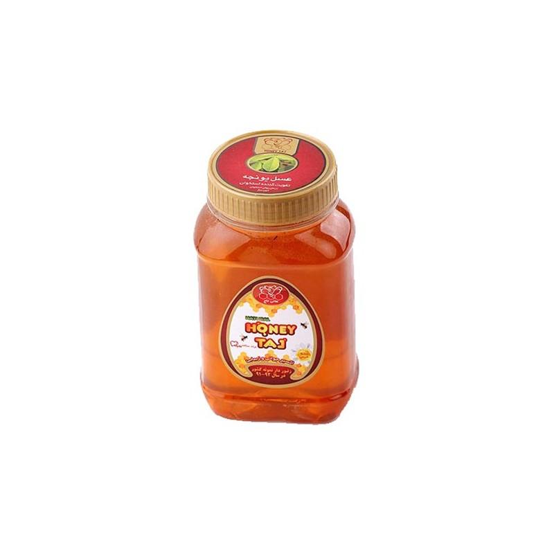 عسل یونجه ممتاز طبیعی (یک کیلو)